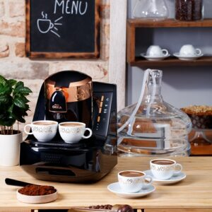 ماكينة اوكا للقهوة التركي
