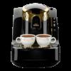 ماكينة القهوة اوكا اللون الذهبي