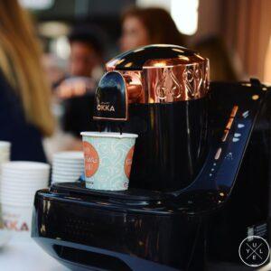 ماكينة القهوة اوكا